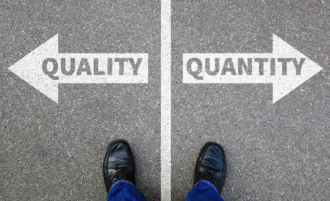 Mutual Fund Blogging Quality vs. Quantity