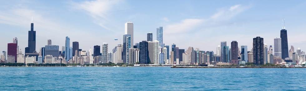 Chicago Skyline - Morningstar Conference